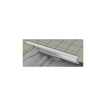 Duschrinne APZ106 LOW 70mm, Bautiefe nur 65mm