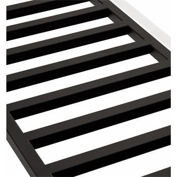 Elektrobadheizkörper Simple black 1680h x 500b