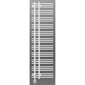Design Elektrobadheizkörper Barsa 1780h x 600b in weiss