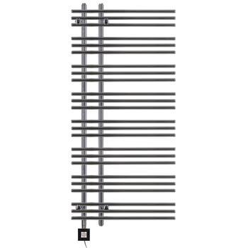Design Elektrobadheizkörper Barsa 1300h x 500b in chrom