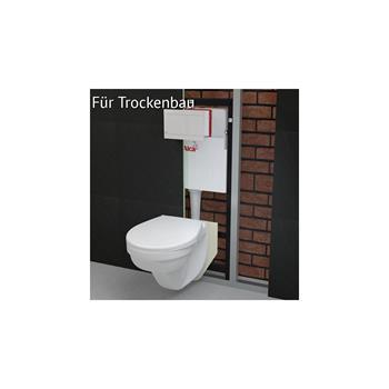 WC-Set 1200mm inkl. aller Teile