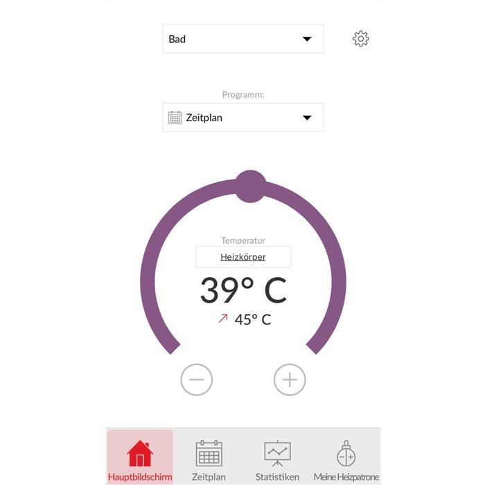 BADHEIZKOPER-HANDTUCHHEIZKORPER-elektrisch-mit-Appsteuerung-App Indexbild 7