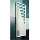 Elektro-Handtuchheizkörper Angusve1 1300h x 440b, weiss